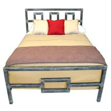 Steel Bed Frame For Sale Metallic Bed Frame Vintage Antique Metal Beds Metal Bed Frames For