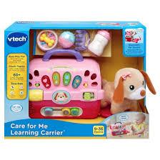 Vtech Write And Learn Desk Vtech Care For Me Learning Carrier Target