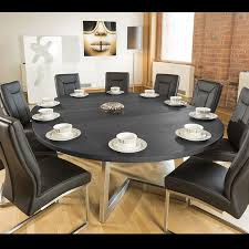 luxury round dining table massive 180 230cm extending luxury round oval dining table oak