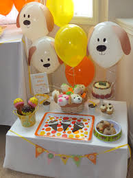 Dog Themed Home Decor Diy Your Own Dog Balloons Partyonadime Party On A Dime Charity