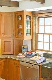 Kitchen Corner Cupboard Ideas Corner Kitchen Cabinet Ideas The Boardwalk Three Of