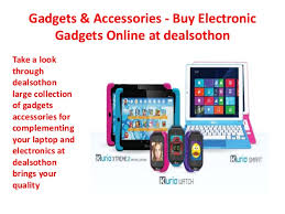 Electronics Gadgets Collection Of Electronics Gadgets At Dealsothon