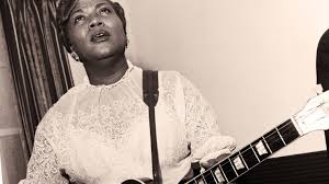 sister rosetta tharpe the forgotten mother of rock and roll