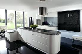 deco cuisine noir et blanc deco cuisine noir et blanc credence carreaux noir et blanc pour