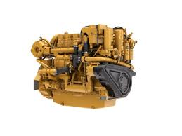 cat c18 auxiliary generator set engine epa tier 3 cavpower