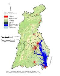 Chesapeake Bay Map Online Publication Ofr 01 251 Usgs Water Resources Of