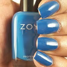 zoya nail polish urban grunge cremes swatches and review