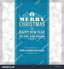Christmas Invitation Card Christmas Invitation Card Ornament Decoration Background Stock