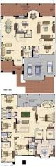 awesome four bedroomouse plans two story double storeyome design