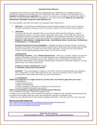 resume sles for graduate admissions resume exle for graduate newest photograph application