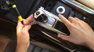 diy bmw e70 x5 parking brake module replacement youtube