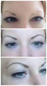 eyebrow feather tattoo uk 13 best permanent makeup by alana everett images on pinterest