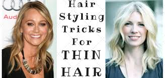 pictures ofhaircuts that make your hair look thicker how to make thin hair look thicker haircut lifestyle fashion