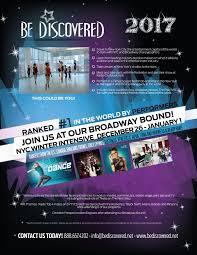 Radio City Ny Shows Broadway Bound Nyc Winter Intensive