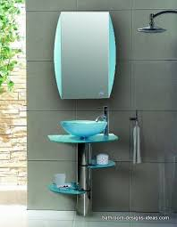 Glass Bathroom Vanity Glass Bathroom Vanities Intended For Vanity Remodel 3 Kathyknaus