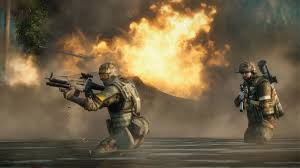 Battlefield Bad Company 2 Dice Invites Playstation 3 Gamers To Get Into The Battlefield Bad