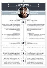 powerpoint resume template esquilino modern powerpoint resume template