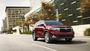 a toyota three row bliss lease a toyota highlander for 275 month 0 down