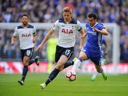 Seeking Newcastle Tottenham Hotspur S Eric Dier Seeking Against Newcastle On