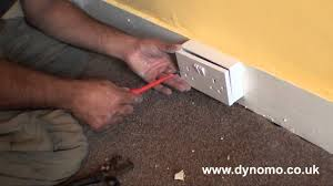 dynomo services how to wire a double socket youtube