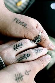 finger tattoo design 103 best stick and poke tattoos images on pinterest tattoo