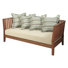 awesome daybed back cushions on source outdoor hampton daybed with