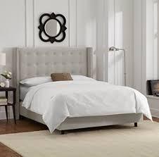 Grey Upholstered Headboard 23 Upholstered Headboards For King Size Beds Skillet Love