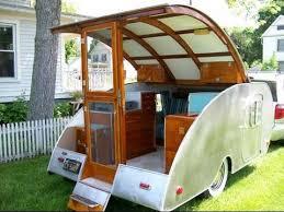 vintage trailer restoration 1947 kampmaster youtube
