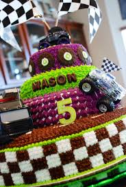 monster trucks grave digger crashes 8 best monster truck birthday cake images on pinterest monster