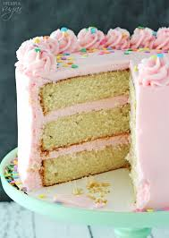 the cake ideas how to a smooth cake with buttercream and sugar