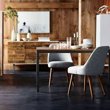 Reclaimed Dining Chairs Reclaimed Wood Lacquer Buffet 56 West Elm