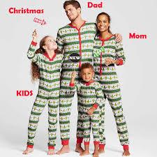 family matching pajamas set child pjs