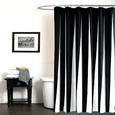 Shower Curtains Black Modern Shower Curtains Bathroom Amazing Black And White Fabric