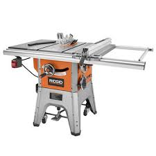 ridgid 13 10 in professional table saw ridgid r4512 irontable saw review tool nerds