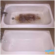 Enamel Bathtub Repair Bathtub Refinishing In Frisco Tx Happy Tubs