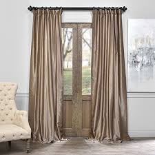 Halfpriced Drapes Half Price Drapes Pdch Kbs19 96 Vintage Textured Faux Dupioni Silk