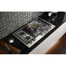 Jenn Air 36 Gas Cooktop Jenn Air Jgc3536gs 36