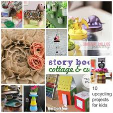 10 upcycling projects for kids recycled interiors