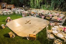 ken wingard u0027s diy dance floor paige u0026 jason u0027s wedding hallmark