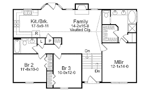 architectural designs house plans what is a split floor plan evolveyourimage