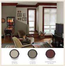 create your own color palette with the help of behr paint to give