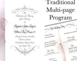 Catholic Wedding Program Cover Classical Clipart Wedding Program Pencil And In Color Classical