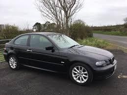bmw es 2004 316 ti es compact black in ballyclare county antrim gumtree
