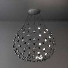 Suspension Luminaire But by Mesh Luceplan Le Studio Luminaires Furniture And Accessories
