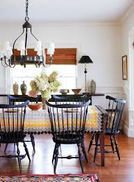 interior appealing wrought iron chairs and table in sunroom interior designer marigil walsh those black windsor chairs are