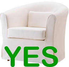 Covers For Ikea Tullsta Chair Amazon Com The Ektorp Tullsta Chair Cover Replacement Is Custom