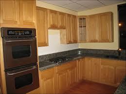 kitchen light cabinets dark countertops light maple kitchen