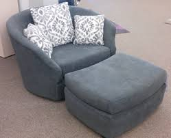 comfy chair with ottoman wouldn t you love to curl up in this big comfy chair it s our new
