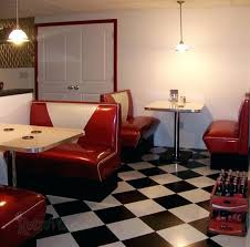 diner style booth table restaurant booth and table chose the v back diner booth tables for