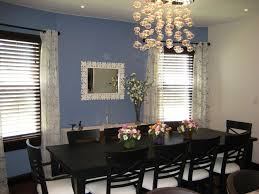 modern dining room with hardwood floors u0026 high ceiling in bogota